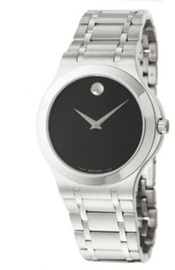 Movado Men's Corporate Exclusive Stainless Steel Quartz Watch