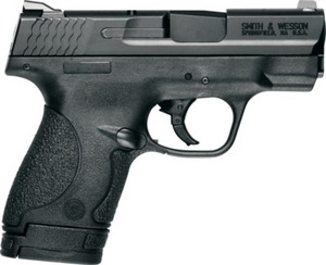Smith and Wesson M&P Shield Pistol