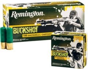 Remington 100-Round Buckshot (After Rebate)