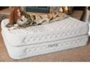 Free Supreme Air-Flow Twin Bed w/ Queen Bed Purchase
