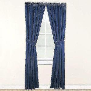 Mainstays Bennett Curtain Panel Pair