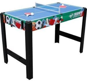 Triumph Sports USA 13-in-1 Combo Game Table