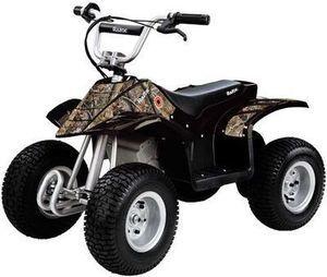 Razor Dirt Quad Camo 4-Wheeler or Dirt Rocket MX500 Camo Electric Dirt Bike
