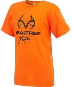 Realtree Youth Logo T-Shirts