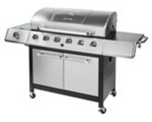 Char-Broil 6 Burner Propane Gas Grill