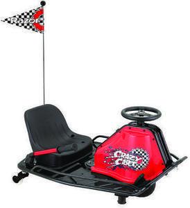 Razor Crazy Cart V2 Ride-On Electric Cart
