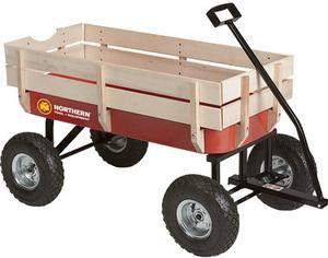 All-Terrain Cargo Wagon