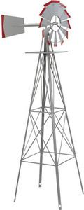 Ornamental Windmill