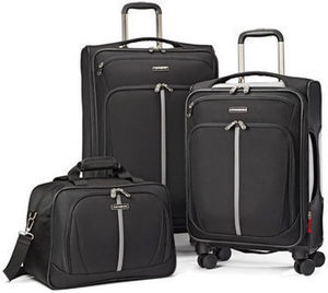 Samsonite 3-Pc. Spinner Luggage Set and Tote