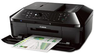 Canon PIXMA MX722 Wireless Inkjet Office All-In-One Printer