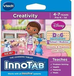 Vtech InnoTab or LeapFrog Software