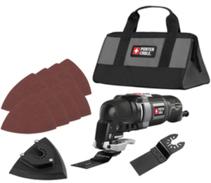 Porter-Cable 13-Piece 3-Amp Oscillating Tool Kit