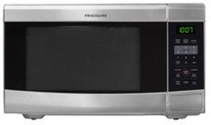 Frigidaire 1.1-cu ft 1,100-Watt Countertop Microwave - FFCM1134LS
