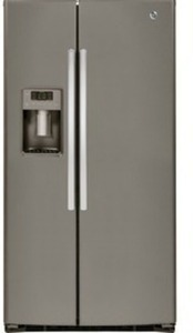 GE 25.4 cu. ft. Side-by-Side Refrigerator