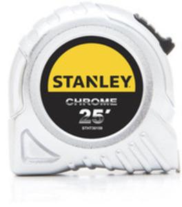 Stanley 25-ft Locking SAE Tape Measure