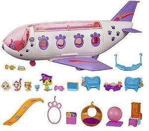 Littlest Pet Shop LPS Jet