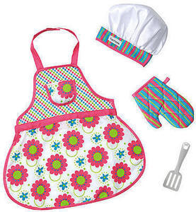 My First Kenmore Chef Apron Set