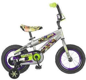 "Nickelodeon 12"" Teenage Mutant Ninja Turtle Boy's Bike"