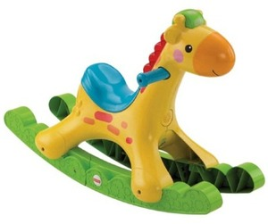 Fisher-Price Rocking Tunes Giraffe w/ Coupon #5
