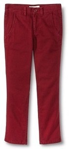 Boys' Cherokee Washed Chino Pants
