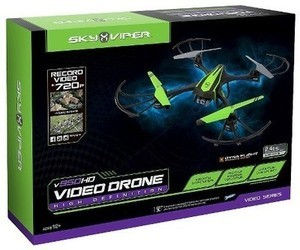 Sky Viper Video Surveillance Drone