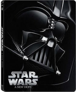 Star Wars: Episode 4 - A New Home Blu-Ray