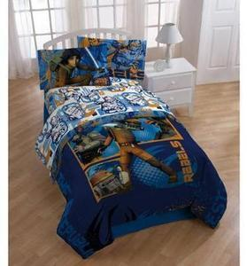 Star Wars Rebels Sheet Set (Twin)