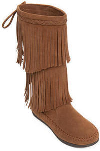 Rampage Cantrell Fringe Boot
