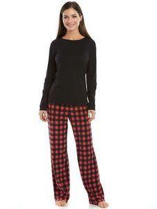Women's Sonoma Life + Style Microfleece Pajama
