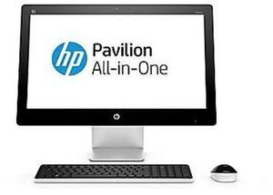 HP Pavilion 23-Q120 Touchscreen All-in-One Desktop PC