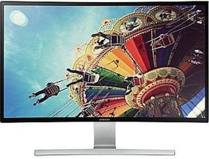 "Samsung 27"" Curved Wide0Screen LED Monitor"