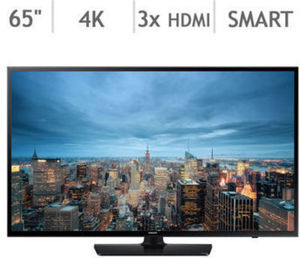 "Samsung 65"" Class 4K Ultra HD Smart LED LCD TV"