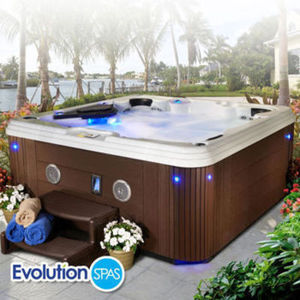 Evolution Spas Essence 72-Jet, 6-Person Spa