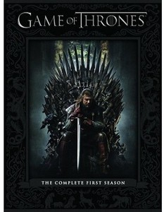Game of Thrones: The Complete First Season (5 Discs) (Widescreen)