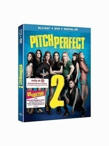 Pitch Perfect 2 (Blu-ray/DVD)