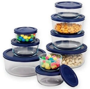 Pyrex 18-pc. Storage Set + Lids