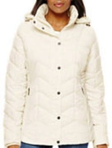 Women's St. John's Bay Puffer Jacket