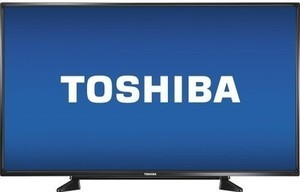 "Toshiba 49"" Class LED 1080p HDTV"