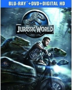Jurassic World (Blu-ray/DVD)