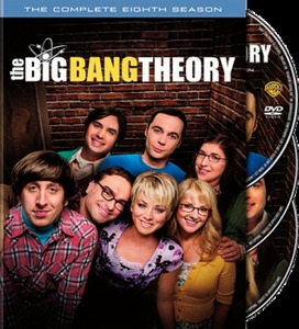 Big Bang Theory: The Complete Eighth Season (DVD)