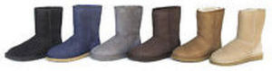 UGG Australia Classic Short Women's Suede Winter Boot