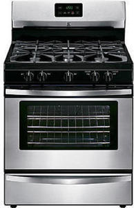 Kenmore 73433 4.2 cu. ft. Gas Range w/ Broil & Serve Drawer - Stainless Steel