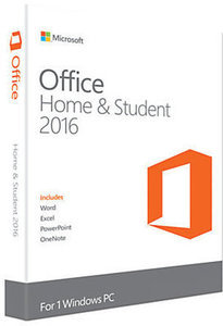 Office Home & Student 2015 w/ Any PC Purchase