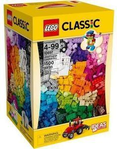 LEGO Classic LEGO Large Creative Box, 10697
