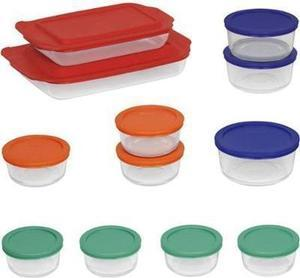 Pyrex Bake-n-Store 24-pc Set