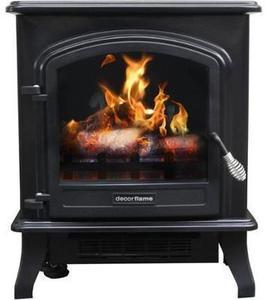 Decor Flame Infrared Stove Heater