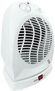 Kenmore Oscillating Fan-Forced Heater - White