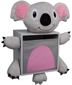Danya B Koala Bear Kids Wall Storage Bin