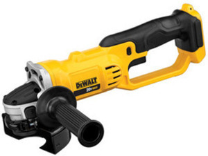 DEWALT 20-Volt Cordless Angle Grinder with Combo Kit