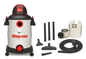 Shop-Vac 12-Gallon 6-Peak-HP Shop Vacuum